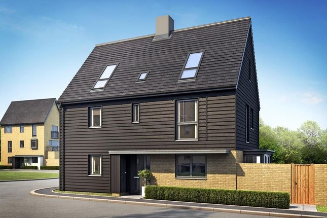 "Thumbnail Detached house for sale in ""Musselburgh"" at Park Prewett Road, Basingstoke"