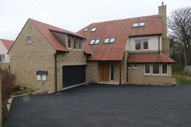 Thumbnail Detached house for sale in Fixby Road, Fixby, Huddersfield