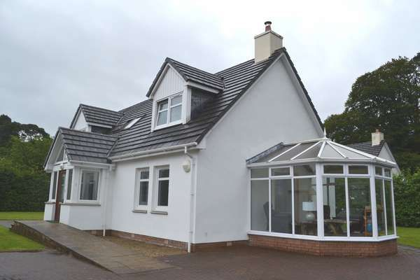4 bed detached house for sale in 7 The Paddock, Brodick, Isle Of Arran