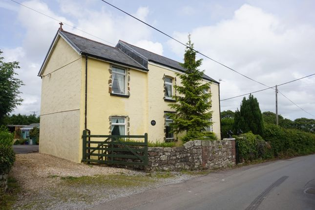 Thumbnail Detached house for sale in Hendre Road, Pencoed