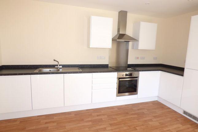 Kitchen Area of Gower Street, Derby DE1