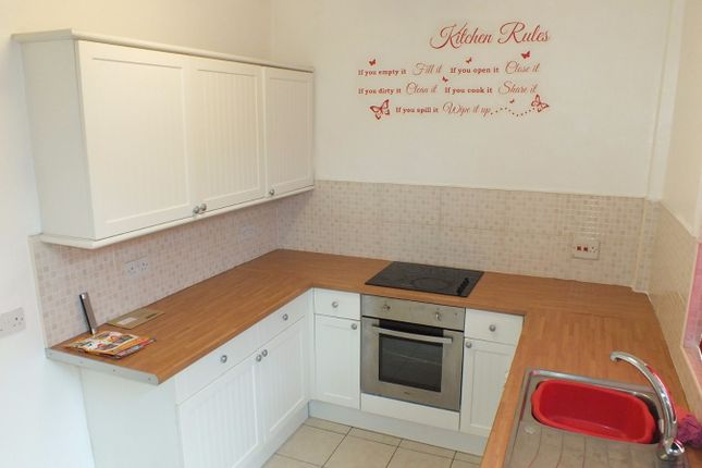Thumbnail Terraced house to rent in Dawlish Mount, Leeds