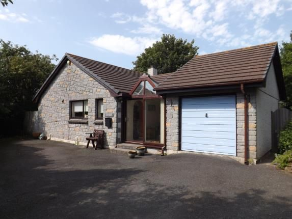 Thumbnail Bungalow for sale in Lelant, St. Ives, Cornwall