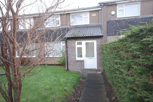 Thumbnail Terraced house to rent in Twizell Place, Ponteland, Newcastle Upon Tyne
