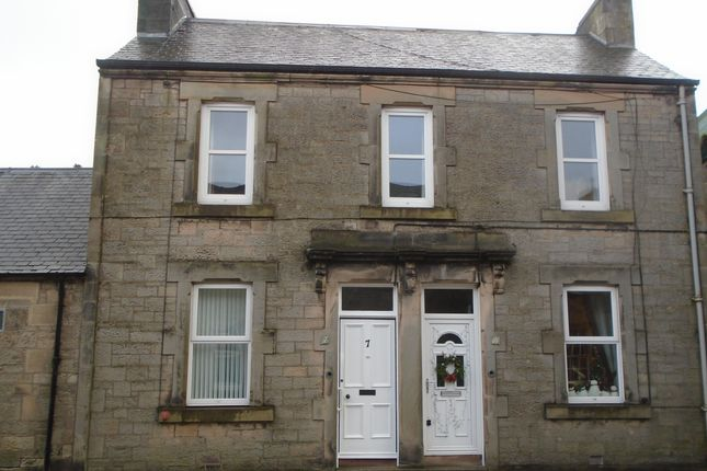 Thumbnail Semi-detached house for sale in High Street, Langholm