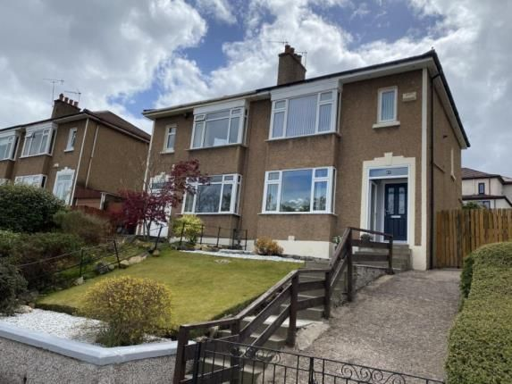 Thumbnail Semi-detached house for sale in Vardar Avenue, Clarkston, East Renfrewshire