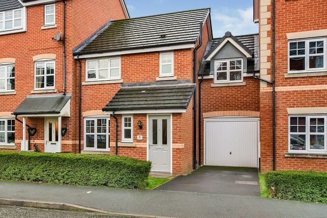 Thumbnail Detached house to rent in Jasmine Avenue, Macclesfield, Cheshire
