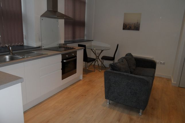 Thumbnail Flat to rent in 2 Mill Street, City Centre