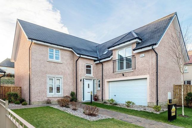 "Thumbnail Detached house for sale in ""The Melville"" at Cassidy Wynd, Balerno"