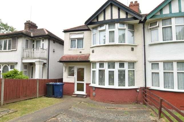 Thumbnail Semi-detached house for sale in Twyford Abbey Road, Park Royal, London