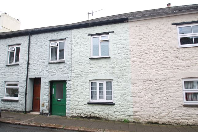 Thumbnail Terraced house for sale in The Exchange, Church Street, South Brent