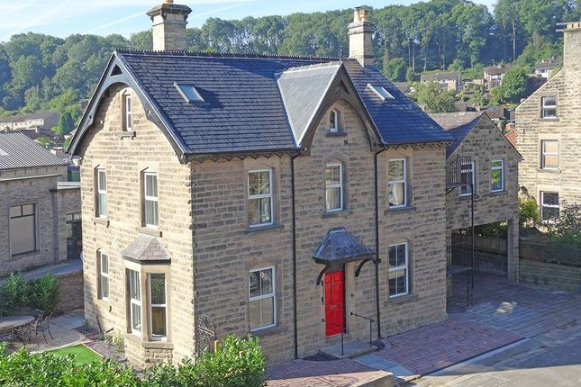 Thumbnail Commercial property for sale in Haddon Villa, The Avenue, Bakewell