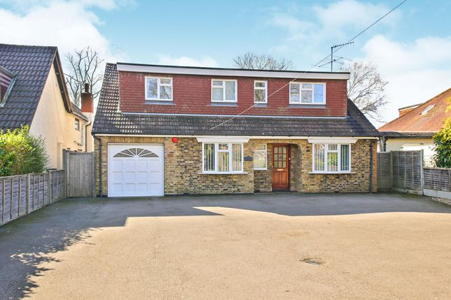 Thumbnail Detached house for sale in Mount Pleasant Lane, Bricket Wood, St. Albans
