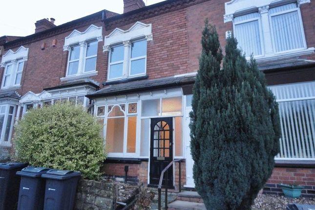 Terraced house to rent in War Lane, Harborne, Birmingham