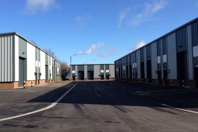 Thumbnail Light industrial to let in Unit 12 Blackwood Court, Teal Park, North Hykeham, Lincoln, Lincolnshire