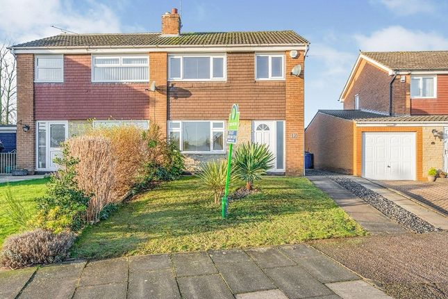 Thumbnail Semi-detached house to rent in Cantley Manor Avenue, Doncaster