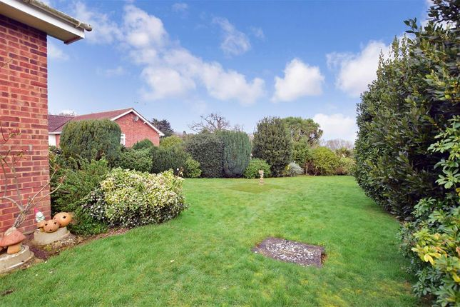 Thumbnail Detached bungalow for sale in Spencer Glade, Ryde, Isle Of Wight