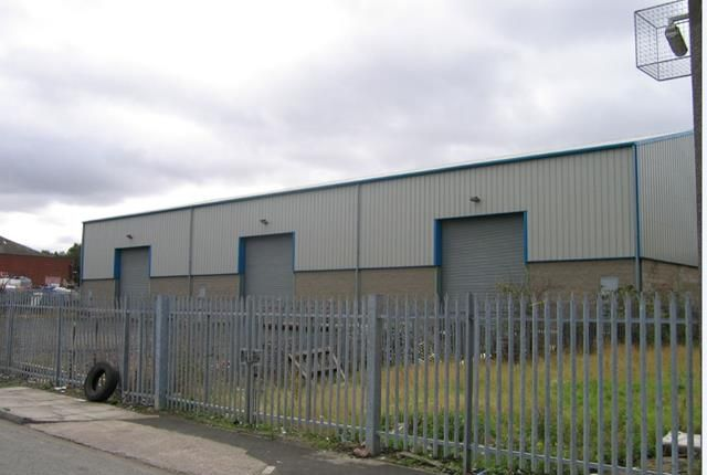 Thumbnail Light industrial for sale in 12 Juniper Street, Liverpool, Merseyside