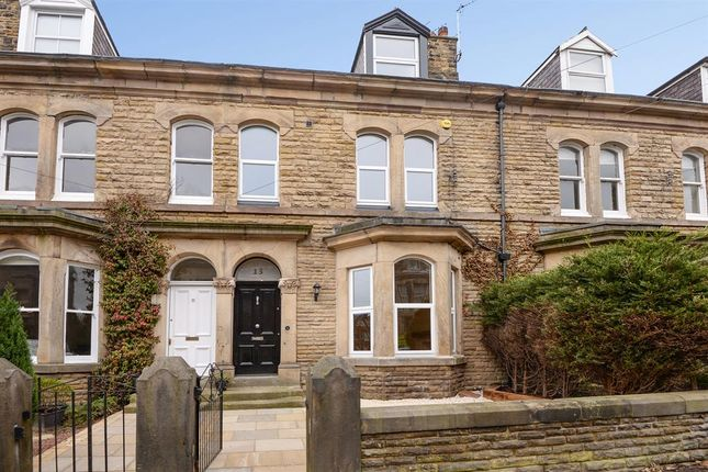 Thumbnail Town house for sale in Hyde Park Road, Harrogate