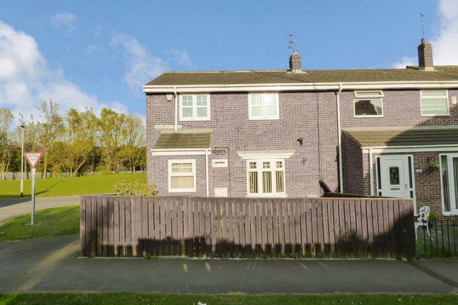 Thumbnail Terraced house for sale in Macbeth Walk, Horden, Peterlee