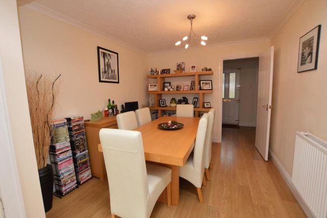 Dining Room of Westmoor Close, Plymouth, Devon PL7