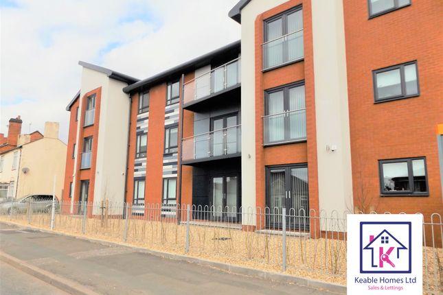 Thumbnail Flat to rent in Watling Street, Bridgtown, Cannock