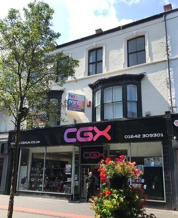 Thumbnail Retail premises for sale in Linthorpe Road, Middlesbrough