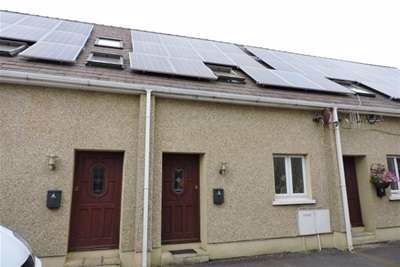 Thumbnail Terraced house to rent in St. Davids Close, Llanelli