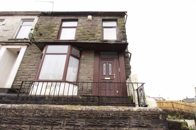 Thumbnail Flat for sale in Tridwr Road, Abertridwr, Caerphilly