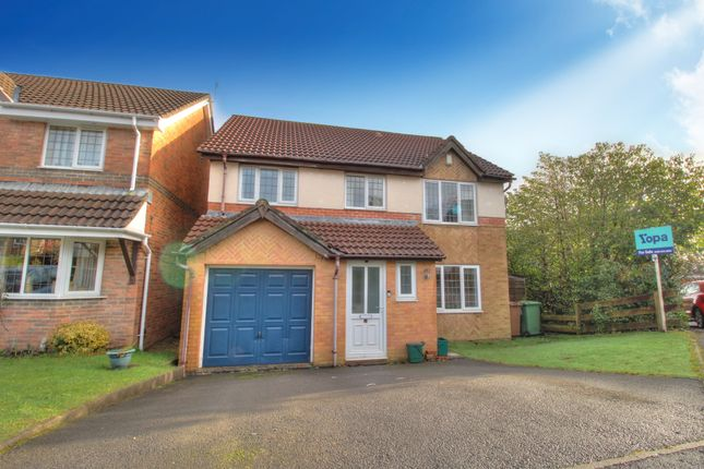 5 bed detached house for sale in Pant Llygodfa, Caerphilly CF83
