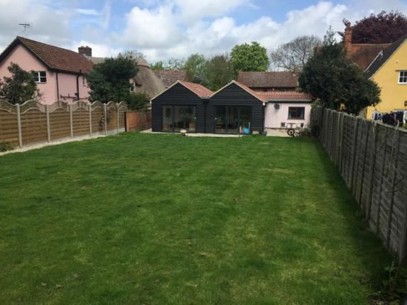 Thumbnail Bungalow for sale in Stratford St. Mary, Colchester, Suffolk