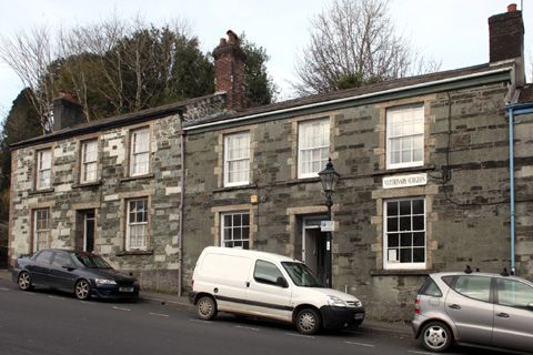 Thumbnail Flat to rent in West Street, Tavistock