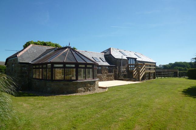 Thumbnail Barn conversion for sale in Tredavoe Lane, Newlyn, Penzance