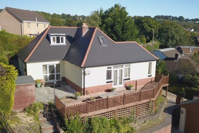 Thumbnail Detached bungalow for sale in Newbridge, Newport