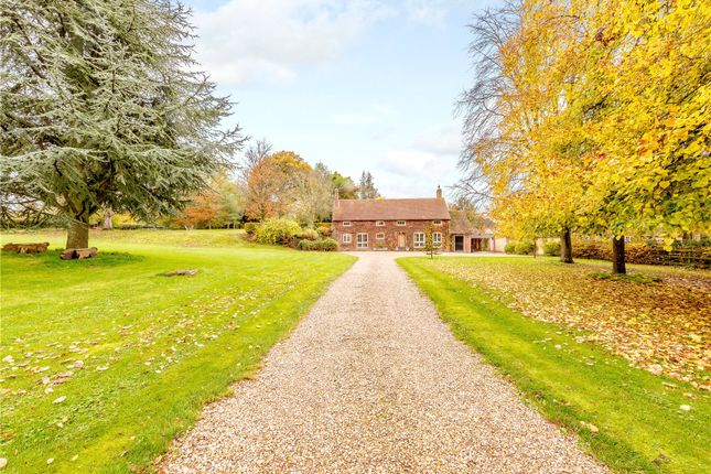 Thumbnail Detached house for sale in Beauworth, Alresford, Hampshire