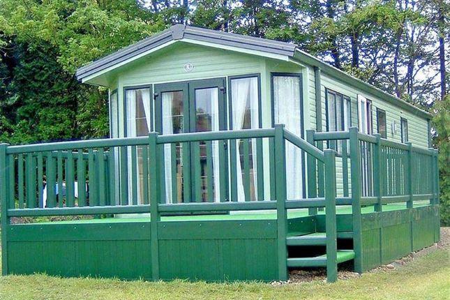 Thumbnail Mobile/park home for sale in Bk Static Caravan, Old Station Caravan Park, New Radnor, Presteigne, Powys