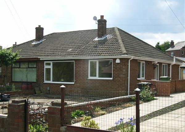 Thumbnail Semi-detached bungalow for sale in Balmfield, Norristhorpe, Liversedge