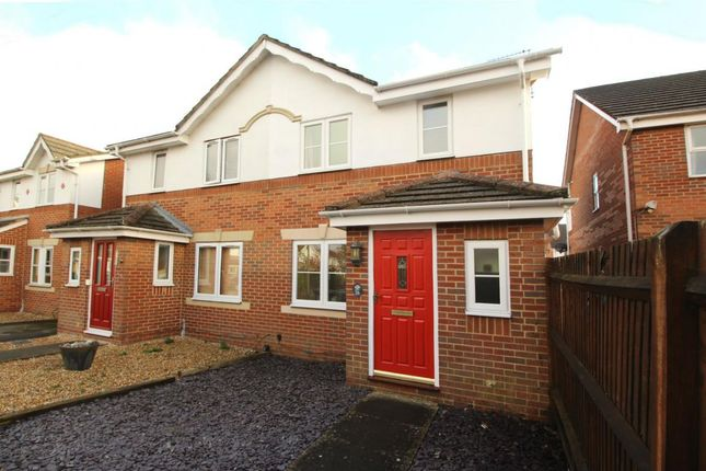3 bed semi-detached house for sale in Westbury Gardens, Farnham