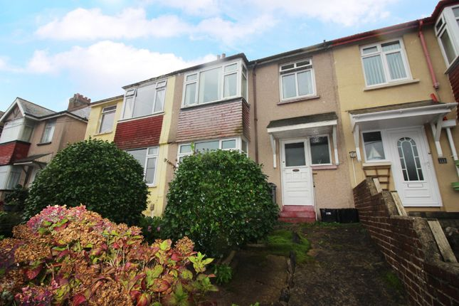 Thumbnail Terraced house for sale in Blatchcombe Road, Paignton