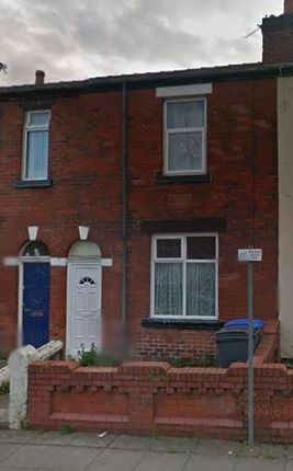 Thumbnail Terraced house to rent in Fisher Street, Blackpool