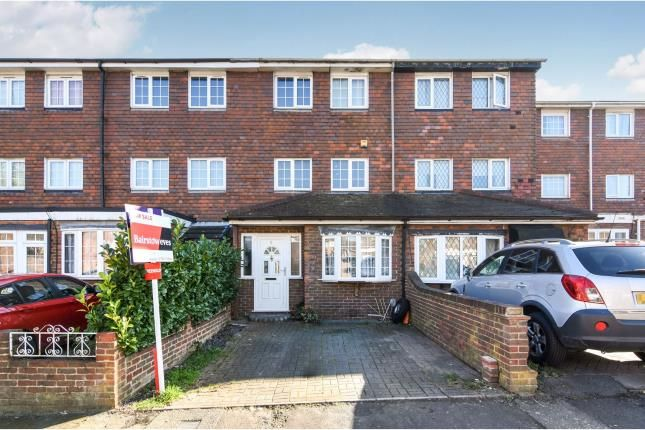 Thumbnail Terraced house for sale in Harold Hill, Romford, Havering
