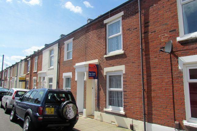 2 bed terraced house for sale in Adair Road, Southsea