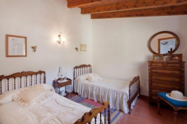 Twin Bedroom of Spain, Mallorca, Pollença