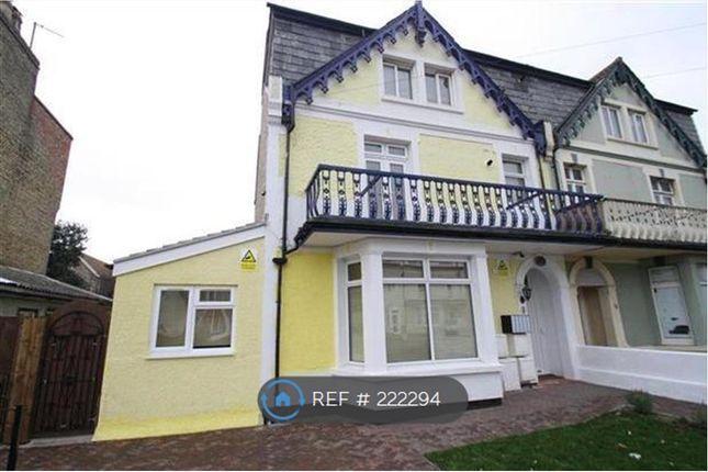 Thumbnail Flat to rent in Horizon House, Clacton On-Sea