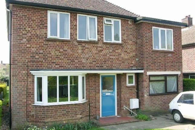 Thumbnail Shared accommodation to rent in 217 Arbury Road, Cambridge