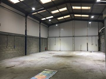 Thumbnail Light industrial to let in 8 Players Industrial Estate, Clydach