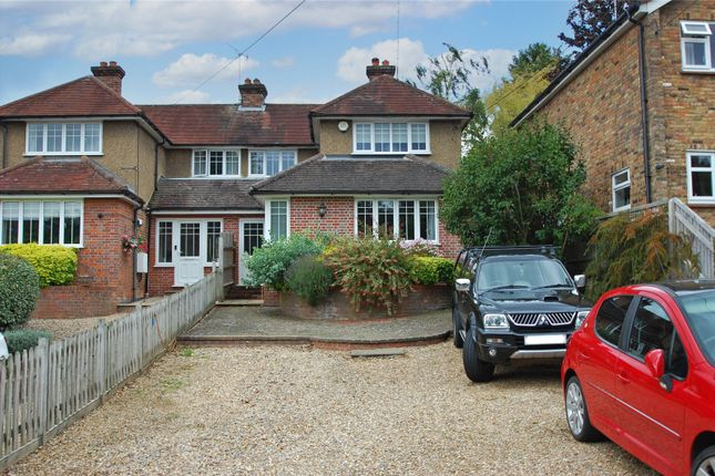 Thumbnail Semi-detached house for sale in Kings Road, Chalfont St Giles, Buckinghamshire