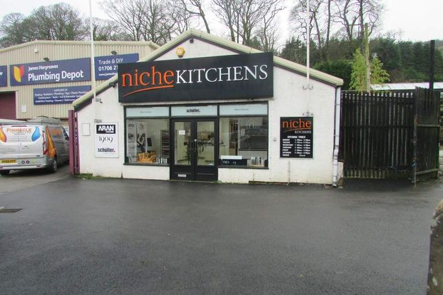Thumbnail Retail premises for sale in Burnley Road, Rossendale