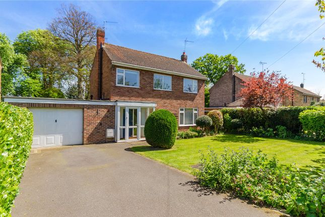 Thumbnail Detached house for sale in The Spinney, Winthorpe, Newark
