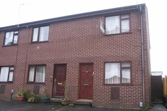 Thumbnail End terrace house to rent in 24A Ritson Street, Briton Ferry, Neath .